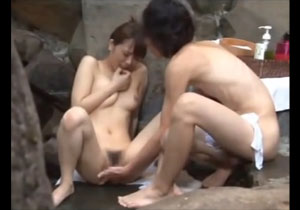 初対面の男女が混浴モニター体験と称して裸の付き合いしたらSEXするのか実験☆