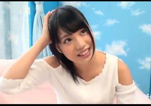 100万円欲しさに我慢してる顔がエロ可愛い!MM号での素人チャレンジ企画!