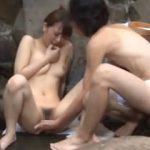 初対面の男女が一緒に混浴に入ったらセックスしちゃうのか!?一般男女をモニタリング!