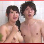 姉と弟が狭いお風呂で混浴チャレンジ!お金欲しさに入浴したらムラムラして近親相姦!