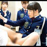 「中に出しなさい!」 命令口調で若い男たちの性欲処理をする女性看守!