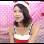 素人娘さん童貞くんにクリスマスプレゼントあげて下さいナンパ!サンタになった素人娘が筆下ろし!