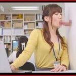 壁や机からチンポが飛び出て女性社員がしゃぶりながら勤務する変態企業!『(株)しゃぶりながら』!