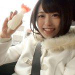 AV女優になりたくて北海道から上京してきた女の子をいきなり公衆便所でハメ撮り! 来栖まゆ
