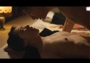 朝ドラヒロイン女優が映画で見せた乳首ギンギンな濡れ場シーン!